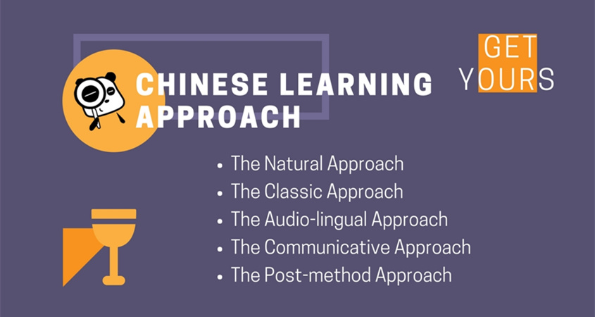 Chinese Learning Approach