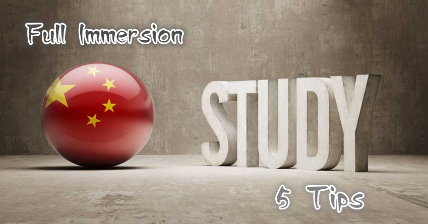 5 Tips To Fullimmersion With Mandarin