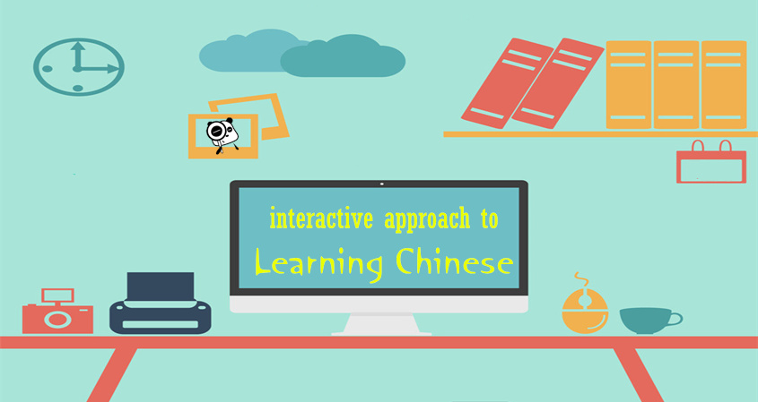 Interactive Approach To Learn Chinese
