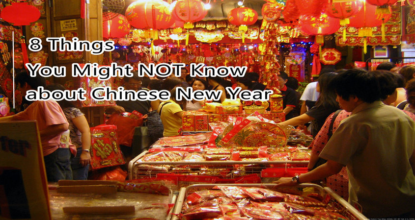 8 Things You Might Not Know About Chinese New Year