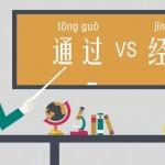 """通过(tōng Guò) VS经过(jīng Guò): The Many Ways Of """"Passing Through"""" In Mandarin"""