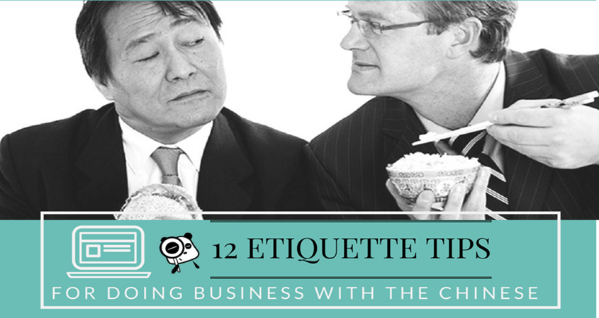 Chinese Business Culture And Etiquette