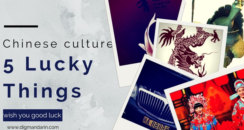 5 Lucky Things In Chinese Culture