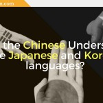 Can The Chinese Actually Understand The Japanese And Korean Languages?