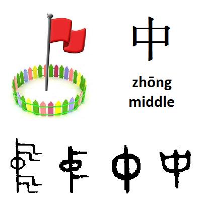 """Mid-Autumn """"zhong"""""""
