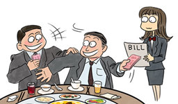 Unwritten Rules For Paying Dinner Bill In China