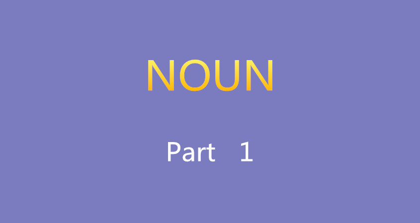 Learn Chinese Vocabulary In An Easy Way – Nouns Part 1