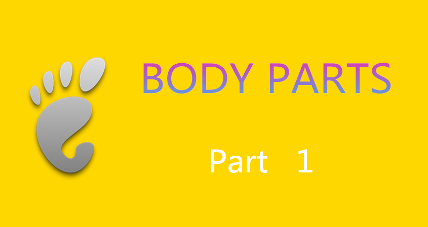 Learn Chinese Vocabulary In An Easy Way  – Body Part 1