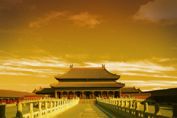 The Forbidden City, Beijing (故宫博物院,北京市)