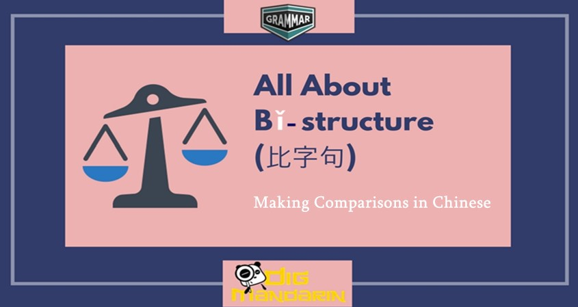 Comparisons In Chinese
