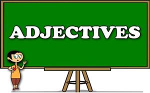 形容词 (Adjective)