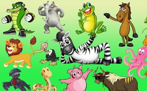 动物 (Animals)