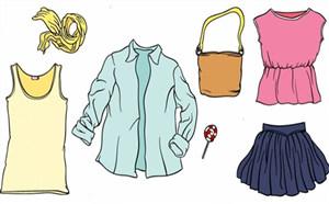 衣服 (Clothes)