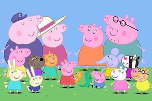 粉红猪小妹 (Peggy Pig)