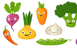 蔬菜 (Vegetables)