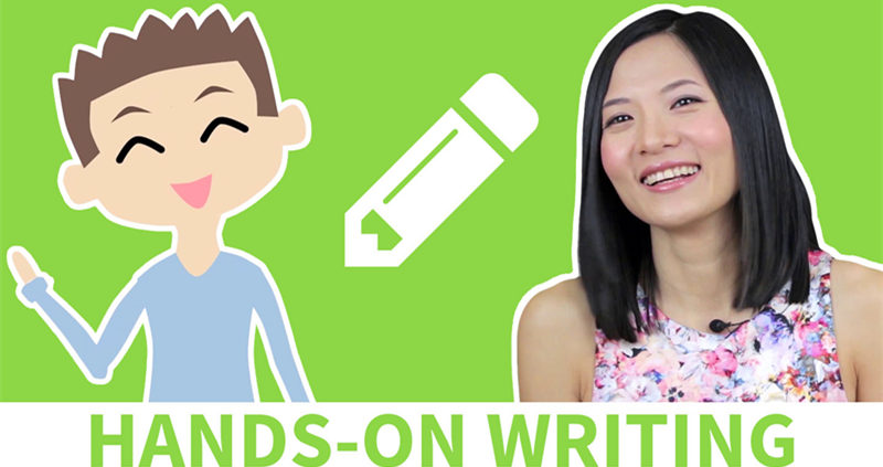 Hands-on Writing Course: How To Write Chinese Characters