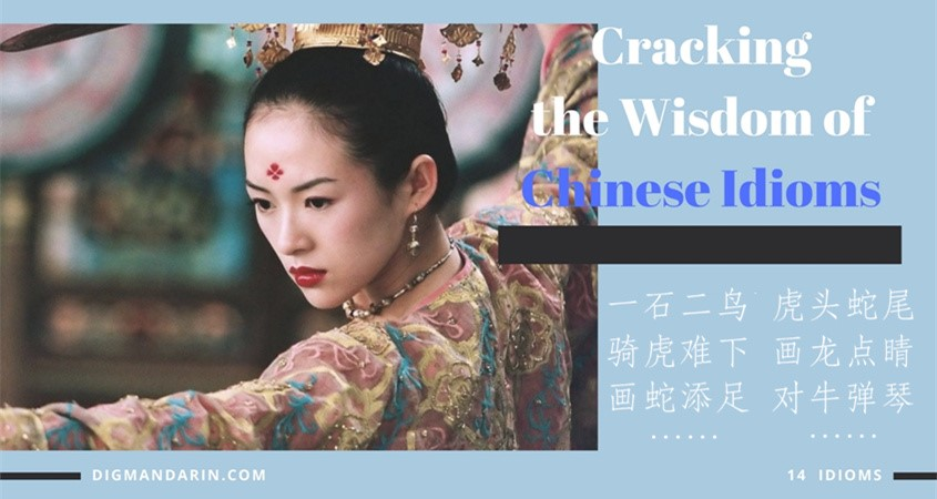 Cracking The Wisdom Of Chinese Idioms